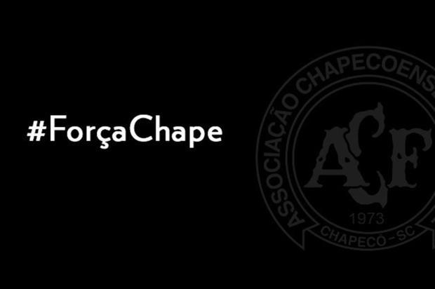 Grupo RBS divulga nota de pesar por acidente com avião da Chapecoense Reprodução  / Grupo RBS/Grupo RBS