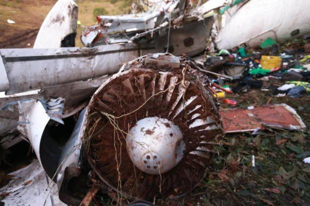 Força Aérea Brasileira mobiliza quatro aviões para levar familiares e buscar corpos na Colômbia Bruno Alencastro/Agência RBS