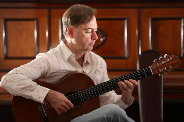 Violonista Daniel Wolff se apresenta em Caxias nesta quinta Diego Vara/Agencia RBS