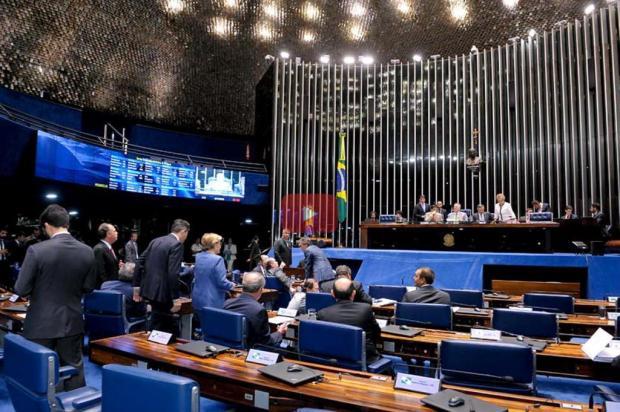 Senadores rejeitam manobra de Renan Calheiros para acelerar votação do pacote anticorrupção Moreira Mariz/Agência Senado/Divulgação