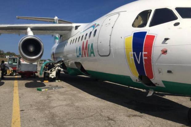 Aeronáutica da Bolívia suspende licença de voo da LaMia reprdução/Reprodução