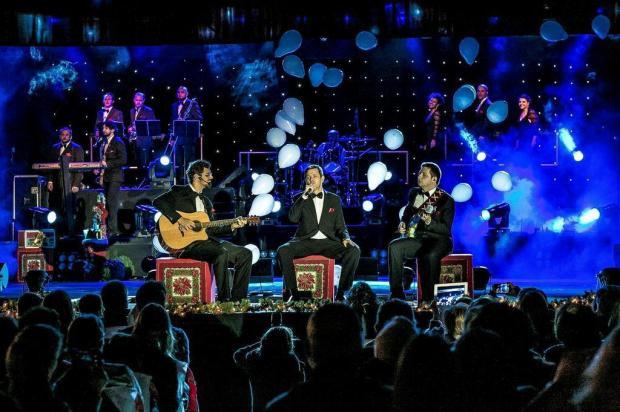 """Espetáculo """"Christmas in Concert"""" será apresentado nesta sexta, em Canela Sergio Azevedo/Divulgação"""