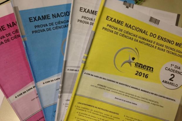 Inep comunica Polícia Federal sobre vazamento de parte do inquérito que investiga fraude no Enem Débora Ely/Agência RBS
