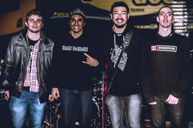 Banda caxiense Plano 13 lança EP nesta sexta, no Teatro do Sesc Divulgação/Divulgação