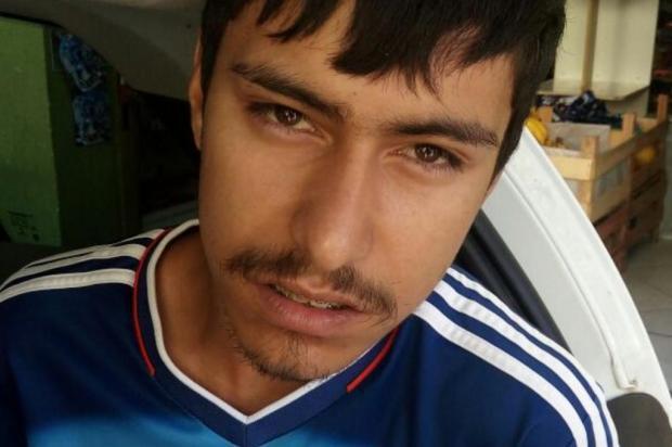 Polícia Civil prende suspeito de assaltar pedestres e postos de combustíveis em Caxias do Sul Divulgação/Divulgação