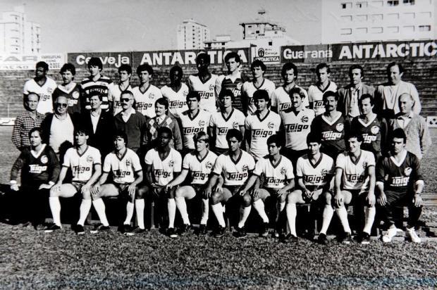 A presença de Cuca no Estádio Alfredo Jaconi Vasco Rech/Agencia RBS