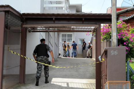 Morto em confronto com a polícia, em Caxias, é suspeito de matar filho de pastor (Felipe Nyland/Agencia RBS)