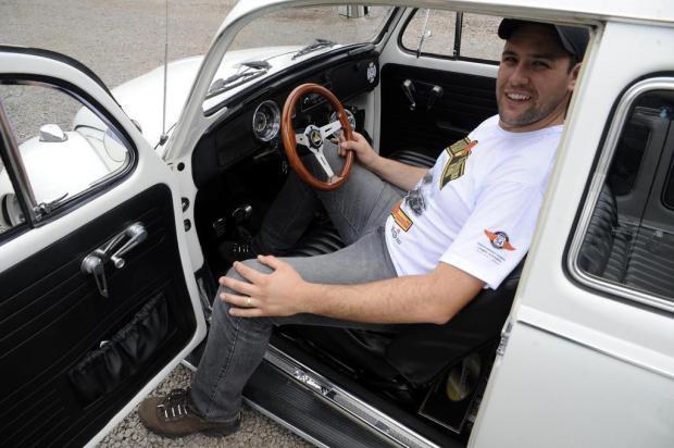 Encontro de fuscas em Caxias, neste domingo, deve reunir 500 exemplares Marcelo Casagrande/Agencia RBS