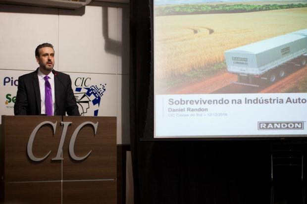 Vice-presidente da Randon, de Caxias, apresenta regras para enfrentar a crise Antonio Valiente/Objetiva/Divulgação