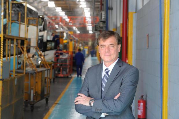 """Estou cautelosamente otimista"", diz CEO da Marcopolo sobre 2017 Felipe Nyland/Agencia RBS"