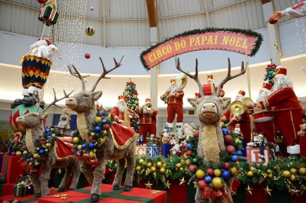 Histórias natalinas podem ser conferidas no shopping Iguatemi Edson Pereira/Divulgação