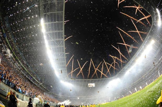"""José Augusto Barros: """"Um aquecimento para a Libertadores"""" Fernando Gomes/Agencia RBS"""