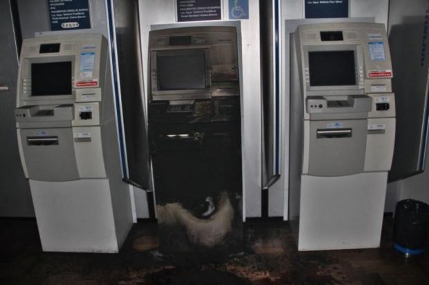 Serra concentra 22% dos ataques a unidades bancárias no Estado Altamir Oliveira/rádio Estação FM / divulgação