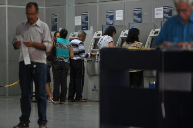 Lei que obriga bancos a ter vigilância 24 horas deve gerar 150 empregos em Caxias Germano Rorato/Agencia RBS