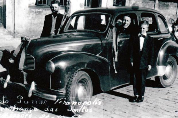 Família Baldissera: história resgatada em livro Foto Parisi/Arquivo Pessoal
