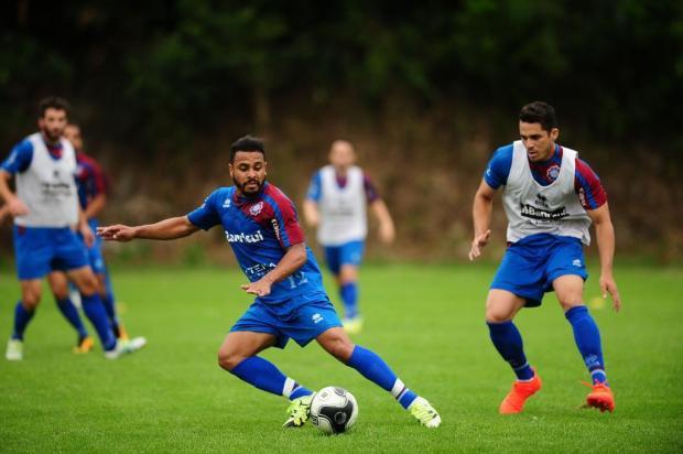 União do grupo na temporada passada serve de exemplo para o Caxias de 2017 Diogo Sallaberry/Agencia RBS