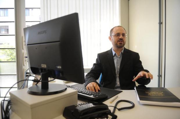 Leonardo da Rocha de Souza deixa cargo de Procurador-Geral do Município de Caxias do Sul Diogo Sallaberry/Agencia RBS