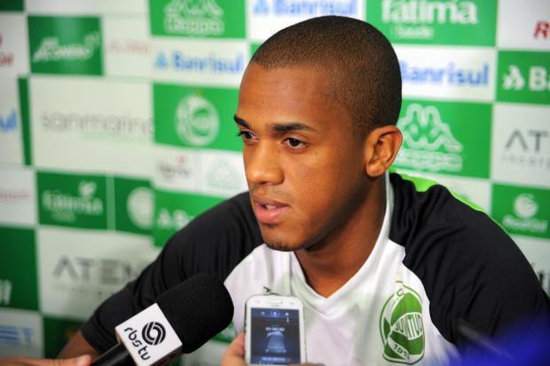Atacante Mailson é emprestado pelo Juventude para o CRB-AL Felipe Nyland/Agencia RBS