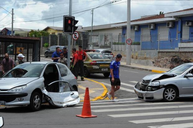 Confira os 15 pontos de Caxias que concentram mais acidentes Felipe Nyland/Agencia RBS