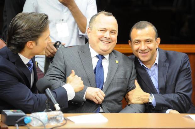 Harmonia é o desafio entre prefeito e vice, em Caxias Felipe Nyland/Agencia RBS