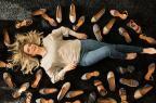 3por4: Maria Lorenza lança coleção de sapatos femininos veganos Daniel Hendler/Divulgação