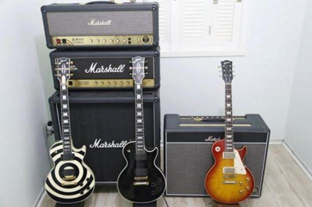 Músico pede ajuda para recuperar instrumentos musicais roubados em Bento Gonçalves Acervo pessoal/Divulgação