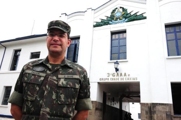 Comandante do Exército em Caxias garante que tropa está pronta para ir às ruas Roni Rigon/Agencia RBS