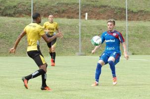Caxias empata o seu último jogo-treino antes da estreia no Gauchão Rafael Tomé / Caxias, Divulgação/Caxias, Divulgação