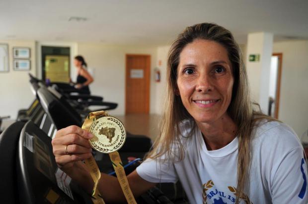Caxiense venceu ultramaratona brasileira e está classificada para prova no deserto norte-americano /Agencia RBS