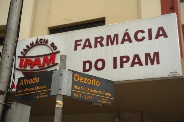 Farmácia do Ipam funciona apenas na loja matriz a partir do dia 6 de janeiro, em Caxias Diogo Sallaberry/Agencia RBS