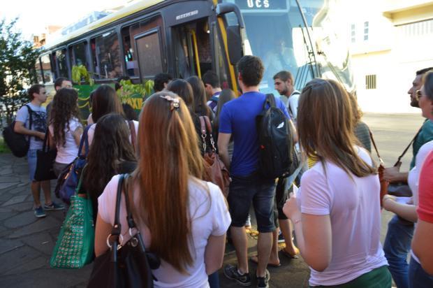 Transporte universitário gratuito tem mudanças em Flores da Cunha Imprensa de Flores da Cunha / divulgação/divulgação