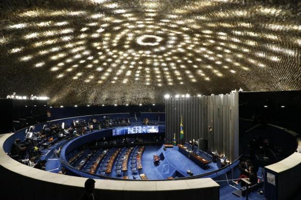 Fim do foro, reforma trabalhista e CPI da Previdência marcam semana no Senado DIDA SAMPAIO/ESTADÃO CONTEÚDO