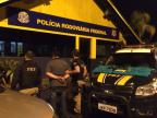 Homem é preso com 31 quilos de pasta de cocaína, arma e munição em Bento Gonçalves Polícia Rodoviária Federal/