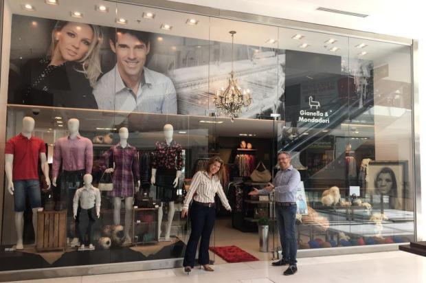 Gianella & Mondadori agora atende no Shopping San Pelegrino Ana Carolina Moraes/Divulgação