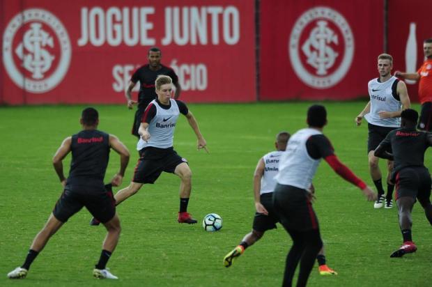 """Pedro Ernesto: """"Inter não pode dar vexame nesta quarta-feira"""" André Ávila/Agencia RBS"""