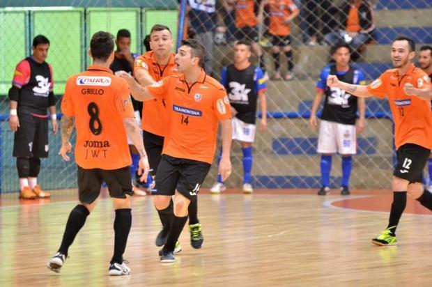 Liga Nacional de Futsal começa no final de março com quatro gaúchos Ulisses Castro/Divulgação