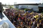 Foliões tomam as ruas de Caxias do Sul Marcelo Casagrande/Agencia RBS