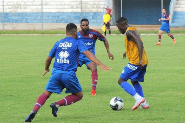 Reservas do Caxias empatam com o Esportivo em jogo-treino Rafael Tomé/Caxias/divulgação
