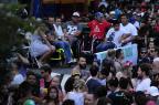 Bar Zanuzi, em Caxias, oferece caminhão para cadeirantes acompanharem o Carnaval do alto (Marcelo Casagrande/Agencia RBS)