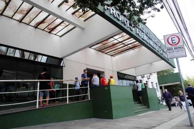 Prefeitura de Caxias não descarta contratar novos médicos após paralisação Marcelo Casagrande/Agencia RBS