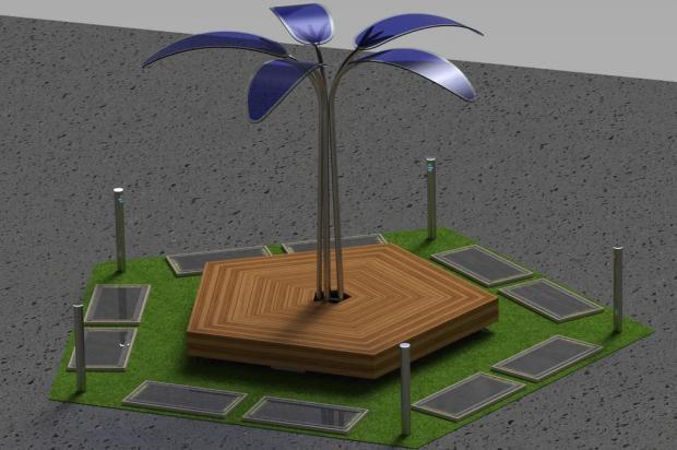 Empresa serrana promete revolucionar espaços urbanos Metalco/divulgação