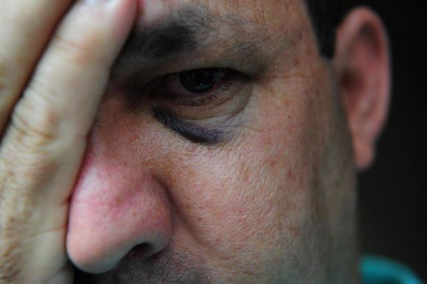 Motorista do Uber tem o rosto fraturado e acusa taxistas de retaliação após denúncia Roni Rigon/Agencia RBS