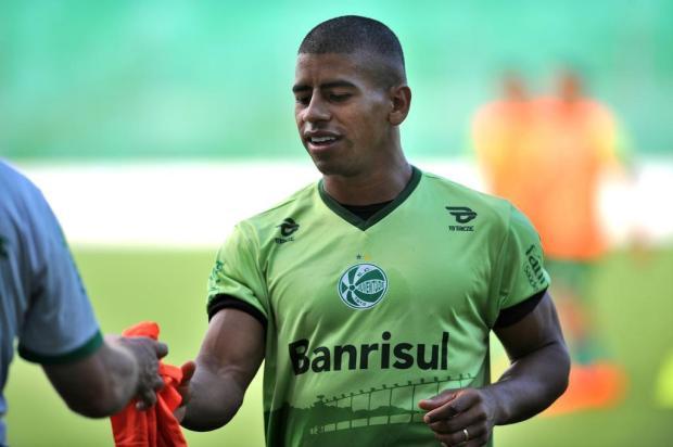 Apresentado, Taiberson será titular do Juventude para encarar o Veranópolis Diogo Sallaberry/Agencia RBS
