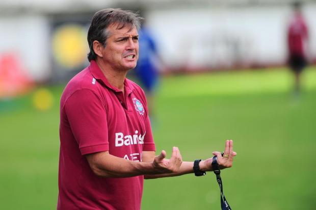 Winck praticamente confirma o time do Caxias para encarar o Cruzeiro neste domingo Porthus Junior/Agencia RBS