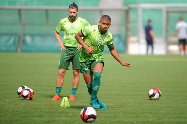 """Maurício Reolon: """"Quanto Taiberson pode acrescentar ao Juventude?"""" Diogo Sallaberry/Agencia RBS"""