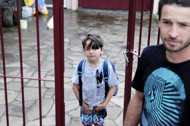 Ano letivo começou, mas ainda há criança sem escola em Caxias do Sul Marcelo Casagrande/Agencia RBS