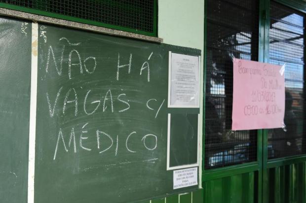 Primeiro dia após paralisação dos médicos do SUS é calmo nas UBSs de Caxias greve dos médicos,greve 2017,saúde 2017,greve dos médicos caxienses 2017,ubs cinquentenário/Agencia RBS