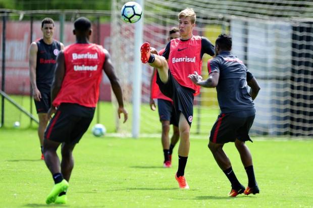 """Guerrinha: """"Favorito para encaminhar a classificação"""" Fernando Gomes/Agencia RBS"""