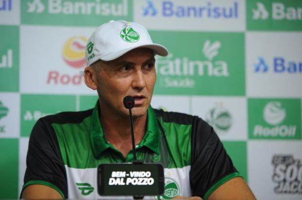 """Me sinto muito motivado pelo desafio que terei no Juventude"", diz o técnico Gilmar Dal Pozzo Felipe Nyland/Agencia RBS"