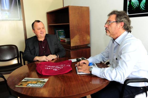 Vice-prefeito de Caxias do Sul revê discurso e assinala divergências com Daniel Guerra  Porthus Junior/Agencia RBS